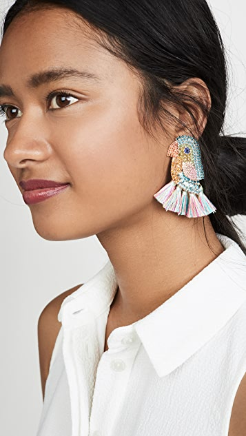 BaubleBar Cayman Drop Earrings