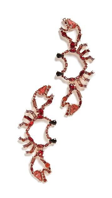 BaubleBar Hermit Drop Earrings