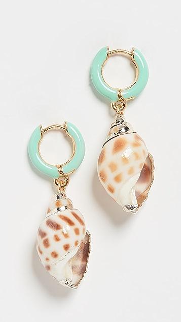 BaubleBar Kailua Drop Earrings