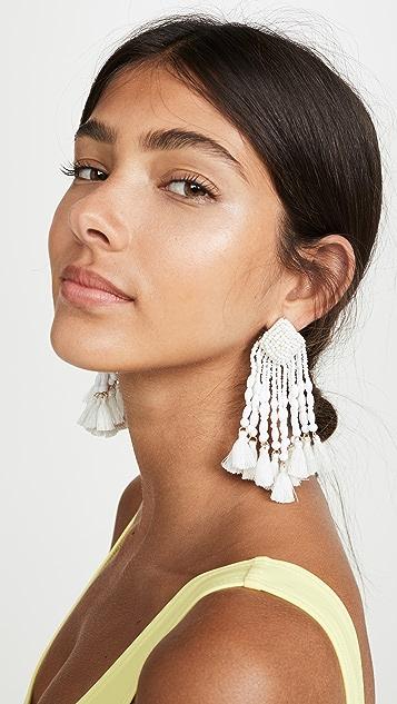 BaubleBar Rosa Drop Earrings