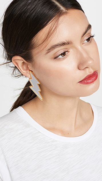 BaubleBar Polaris Stud Earrings