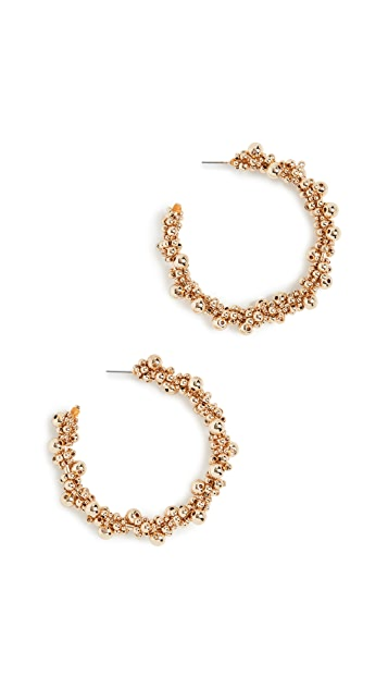 BaubleBar Pitti Hoop Earrings