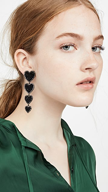 BaubleBar Louis Drop Earrings