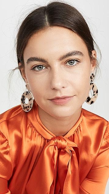 BaubleBar Pickett Drop Earrings