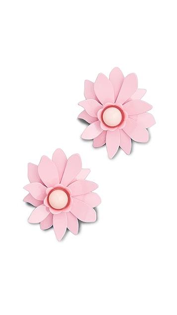 BaubleBar Серьги-гвоздики Daisy
