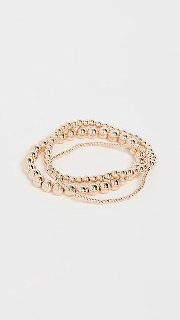 BaubleBar Pisa Bracelet Set