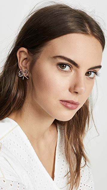 BaubleBar Cassiopeia Stud Earrings