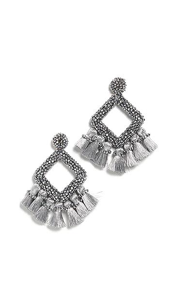 BaubleBar Gem Laniyah Drop Earrings