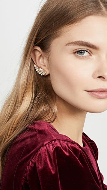 BaubleBar Sly Ear Crawlers