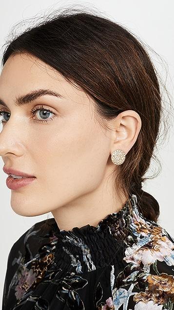 BaubleBar Alicia Stud Earrings