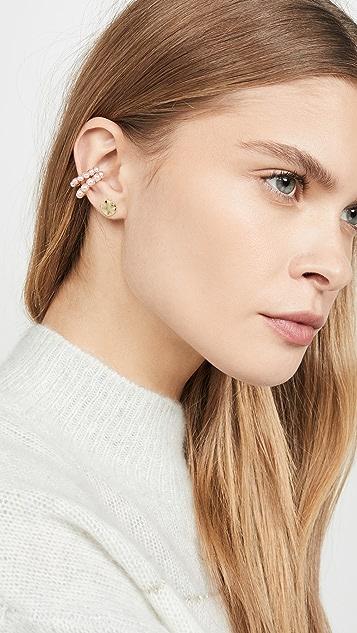 BaubleBar Clasina Ear Cuff Set