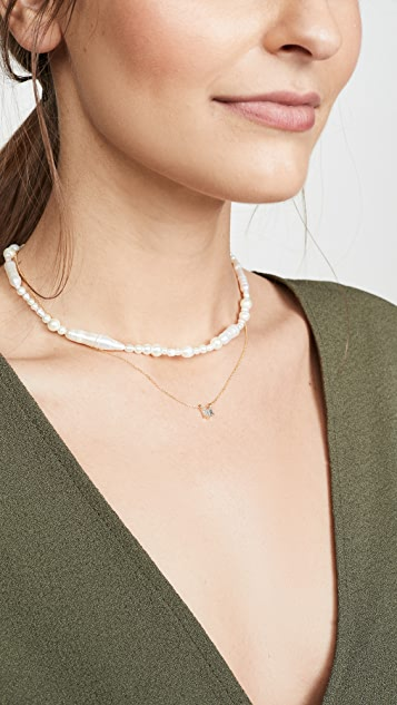BaubleBar Bolsena Choker Necklace