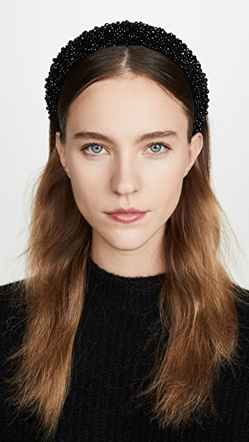 BaubleBar Becca Beaded Headband