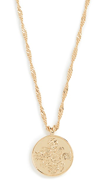 BaubleBar Sofya Pendant Necklace