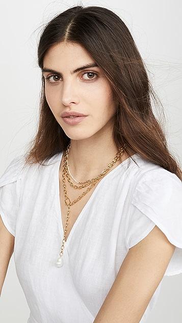 BaubleBar Eden Layered Necklace