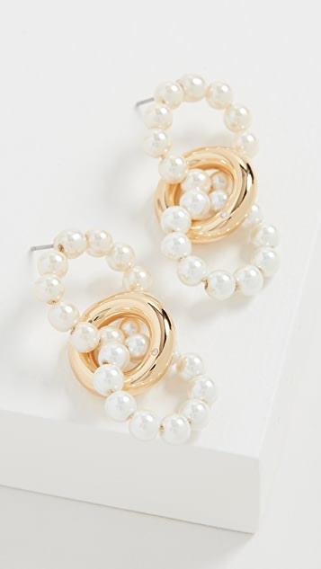 BaubleBar Gia Drop Earrings