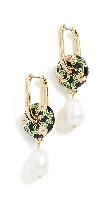 BaubleBar Riva Drop Earrings