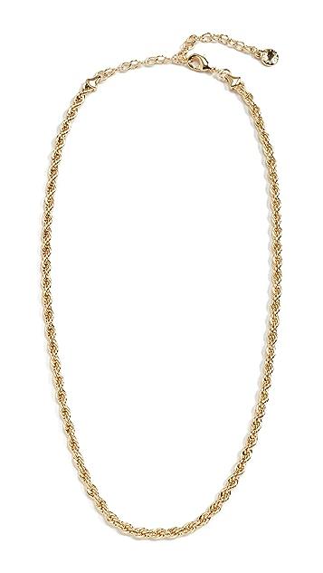 BaubleBar Twist Choker Necklace