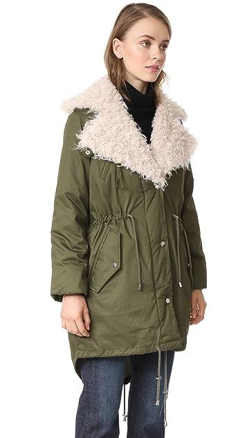 BAUM UND PFERDGARTEN Drew Coat