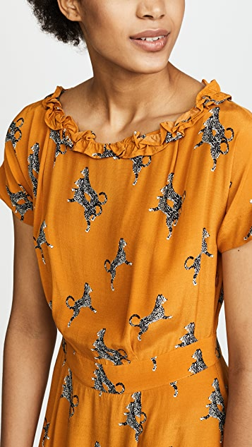 BAUM UND PFERDGARTEN Alvild Dress