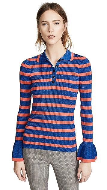 BAUM UND PFERDGARTEN Cliantha Polo Knit