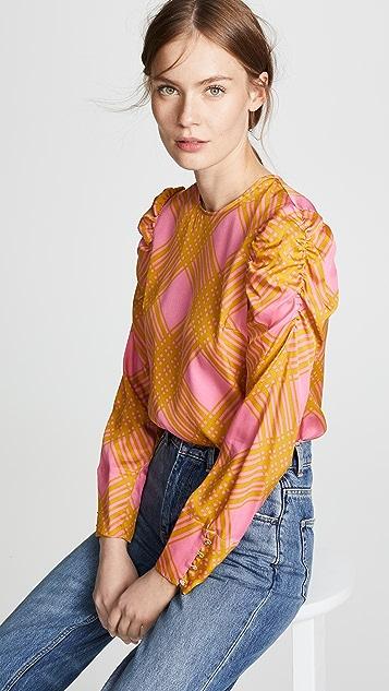 BAUM UND PFERDGARTEN Блуза Manjusha
