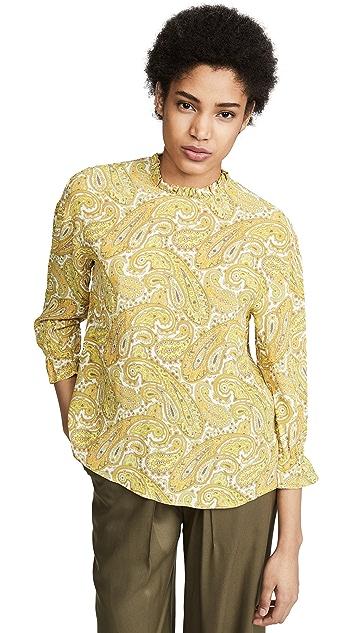 BAUM UND PFERDGARTEN Matrika 女式衬衫
