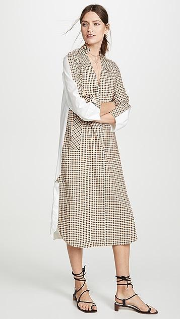 BAUM UND PFERDGARTEN Платье Adwoa