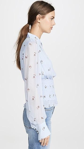 BAUM UND PFERDGARTEN Mille 女式衬衫