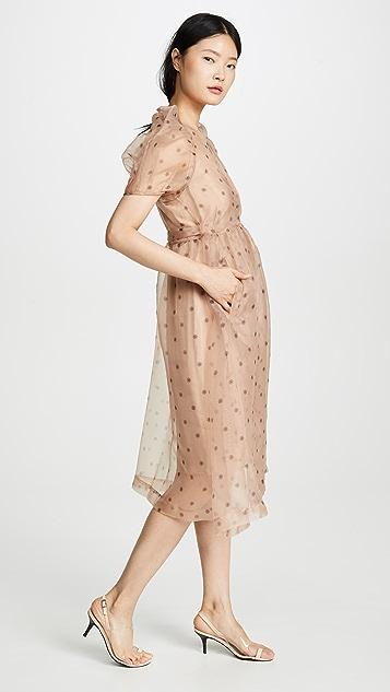 BAUM UND PFERDGARTEN Платье Adalaide