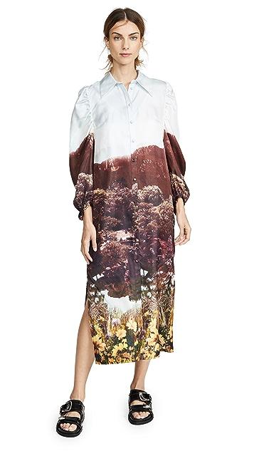 BAUM UND PFERDGARTEN Платье Amira