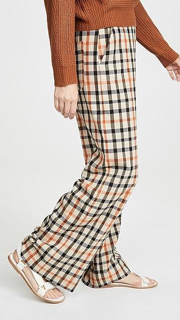 BAUM UND PFERDGARTEN Nyo 长裤