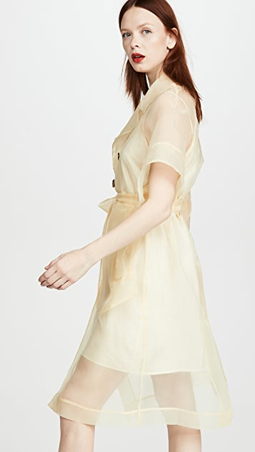 BAUM UND PFERDGARTEN Платье Devore