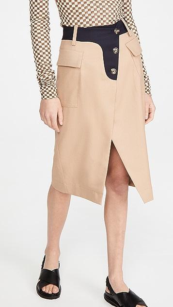 BAUM UND PFERDGARTEN Salvianne Skirt