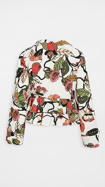BAUM UND PFERDGARTEN Maloua 女式衬衫
