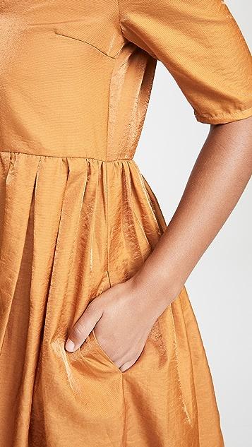 BAUM UND PFERDGARTEN Aubrie Dress