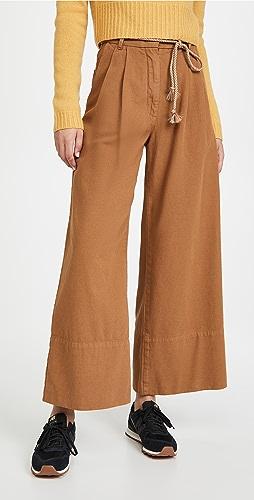 BAUM UND PFERDGARTEN - Nour 长裤