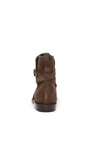 Bally Hobston Belted Boots