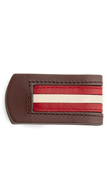 Bally Money Clip