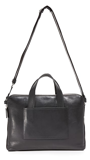 Bally Telag Briefcase