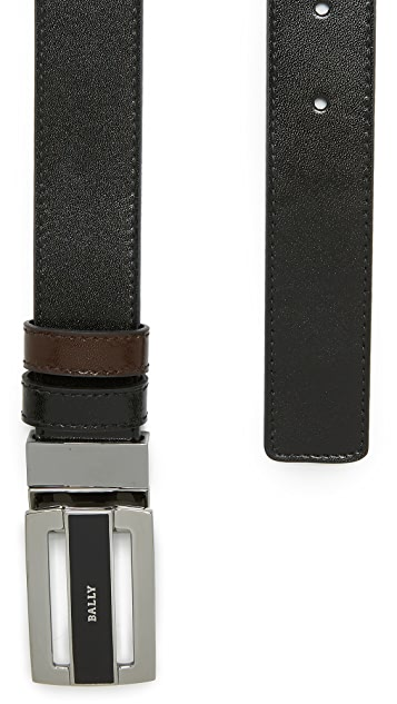 Bally Fabazia Reversible Belt