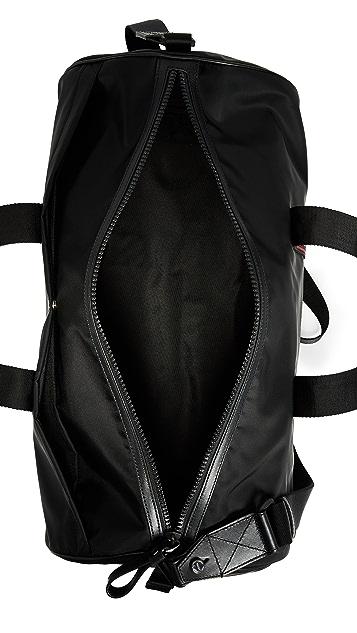 Bally Daffy Logo Duffel Bag