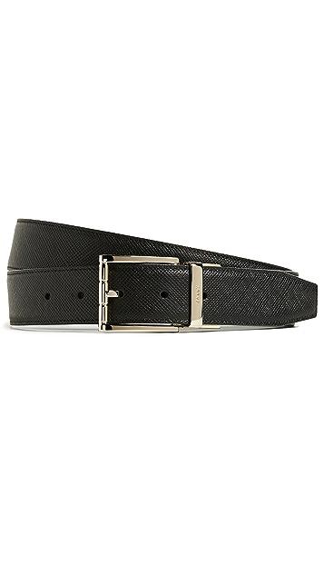 Bally Astor Adjustable Reversible Belt