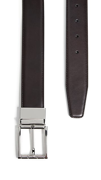 Bally Astor Adjustable Reversible Belt