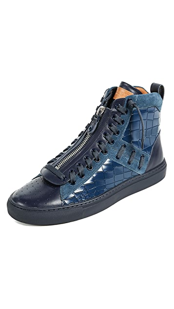 Bally Hekem High Top Sneakers