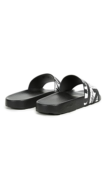 Bally Slanter Sandals