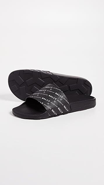 Bally Slanter Slides