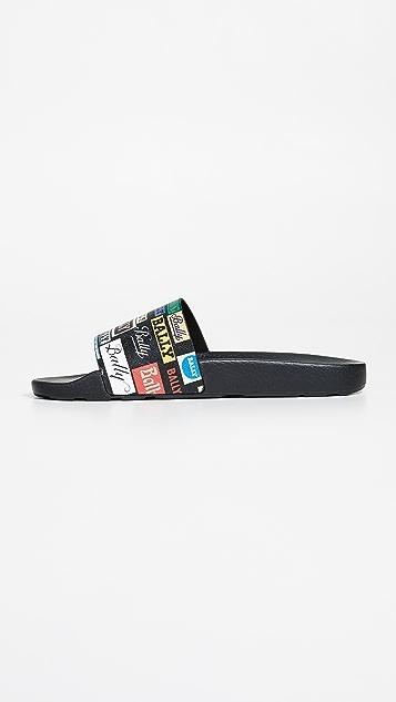 Bally Slanter Slides