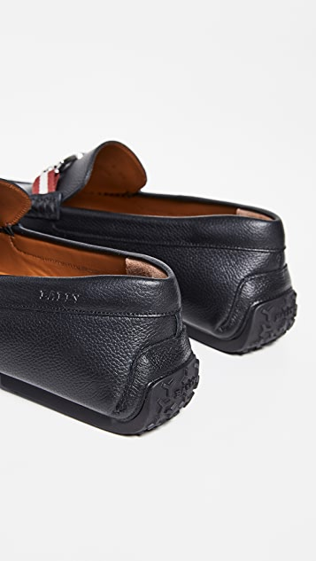 Bally Pisan Loafers