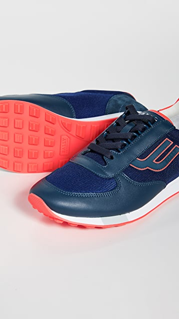 Bally Gavino Runner Sneakers